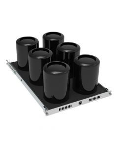 MP Rack 6U Shelf for Mac Pro (2nd Generation)