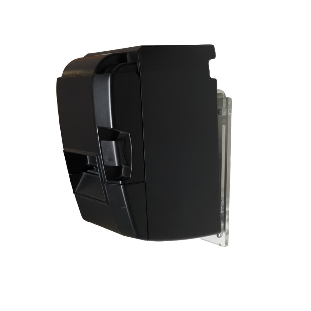 Easy Pay Wall Mount for Star Micronics Printer T650 and TSP600r - With Printer Installed