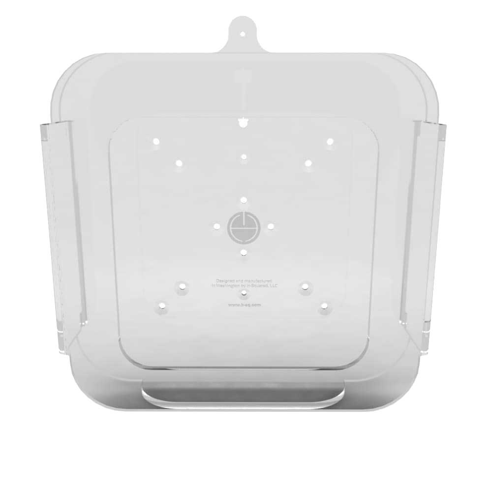 Mini Mount Clear for Mac Mini by H-Squared